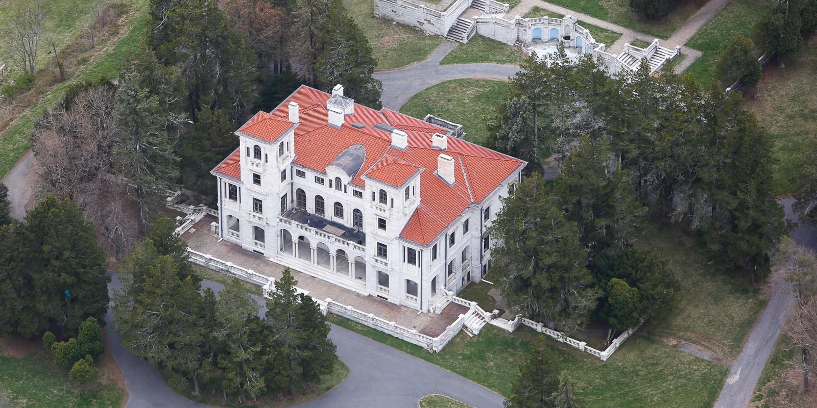 Swannanoa Aerial Picture