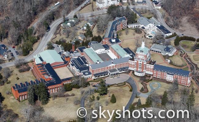 Homestead Resort Aerial