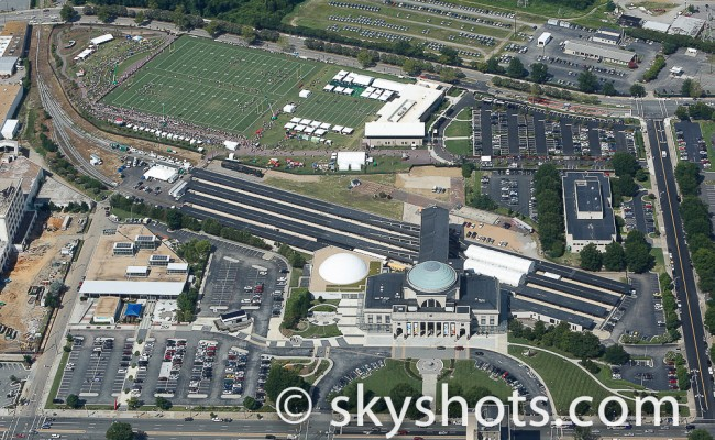 Science Museum and Redskins Park