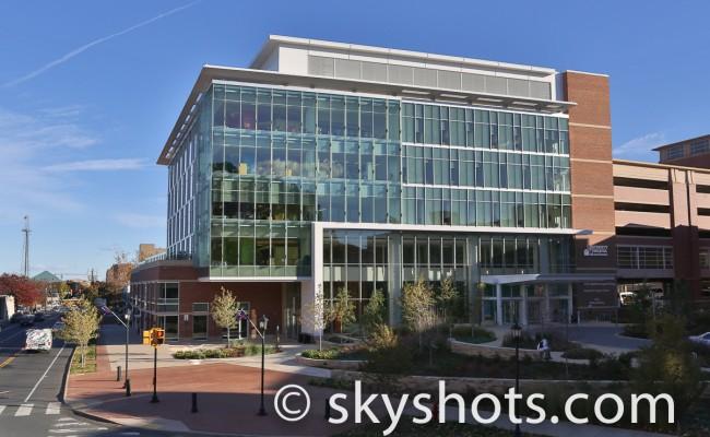 UVA Hospital Image