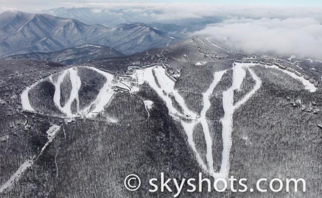 Wintergreen Aerial