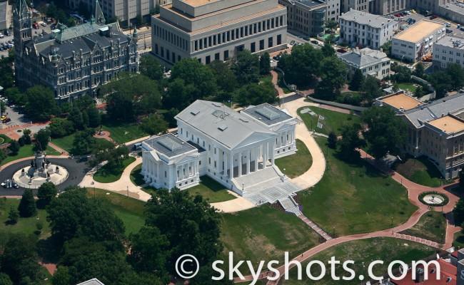 Capitol Aerial