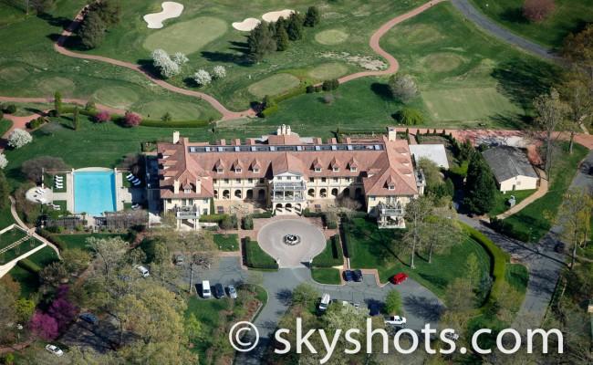 Keswick Aerial