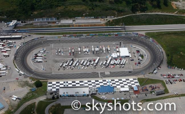 Speedway Aerial